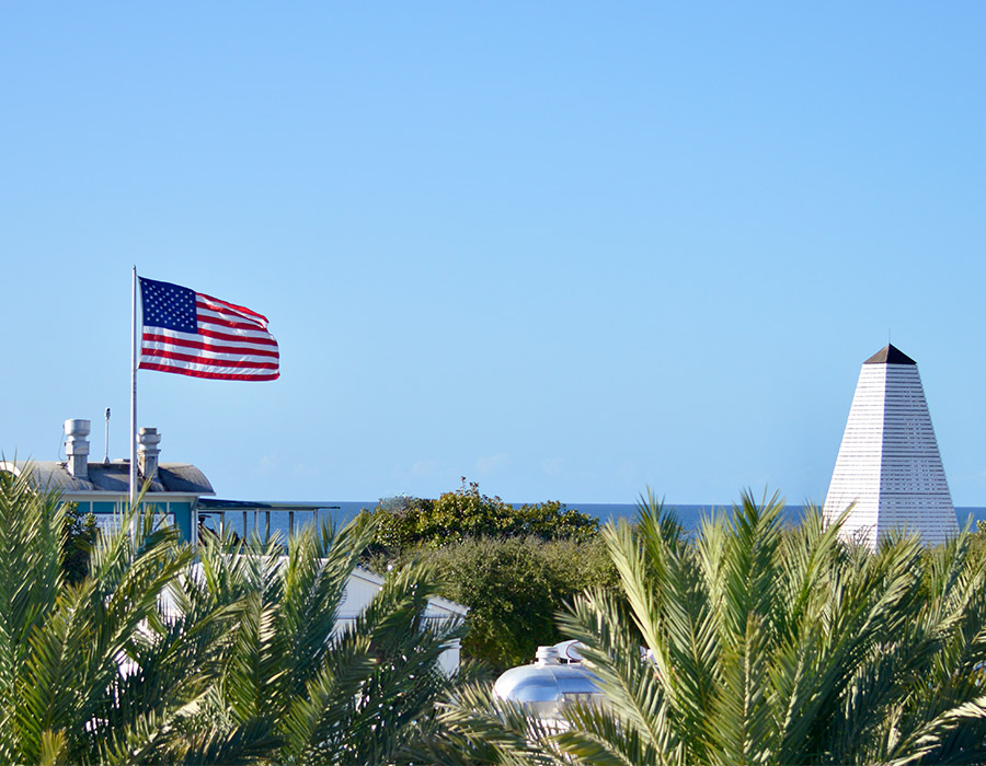 Military Savings in Seaside, Florida