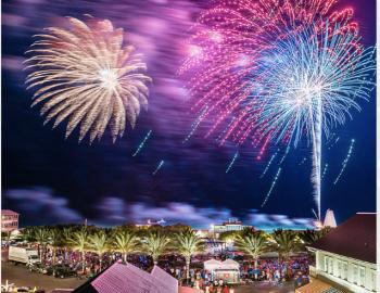 Seaside FL July 4th Patriotic Pops Concert & Fireworks
