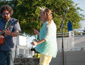 Seaside FL Huck & Lilly Outdoor Concert Series