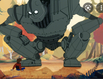 Central Square Cinema - The Iron Giant