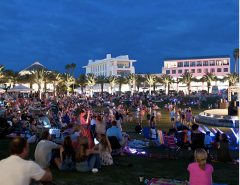 Seaside FL Outdoor Memorial Day Concert