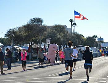 Seaside Half Marathon