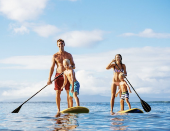 Seaside FL Concierge Services - Beach Games and Water Sports