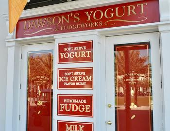 Dawson's Yougurt & Fudge
