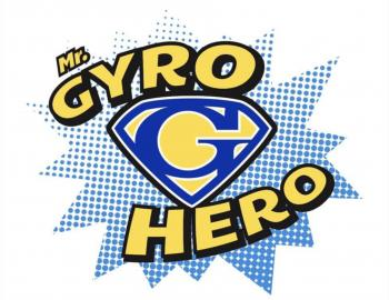 Seaside FL Mr. Gyro Hero