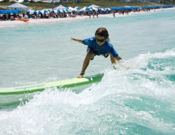 Seaside FL Concierge Services - Surf Lessons