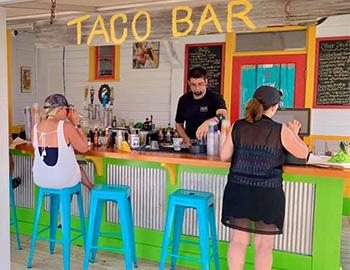 Taco Bar in Seaside, Florida