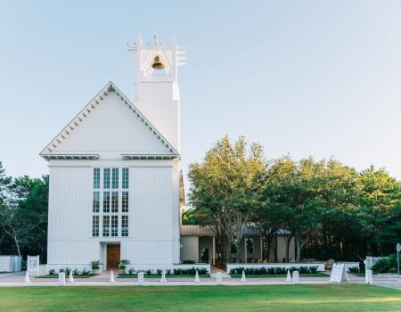 MULVANEY WEDDING IN SEASIDE FLORIDA