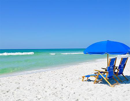 Seaside Florida Beach Vacation