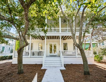 Fleur De Lis cottage in Seaside, Florida