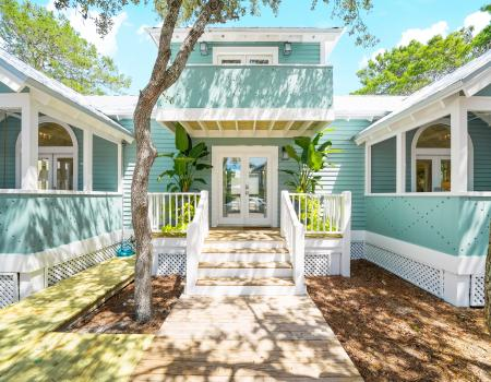 Sawyer House cottage in Seaside, Florida
