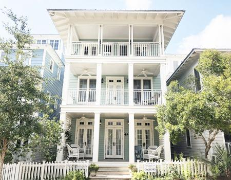 Southern Comfort cottage in Seaside, Florida