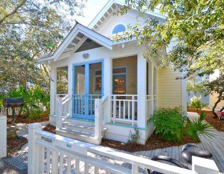 Duet Cottage in Seaside, FL
