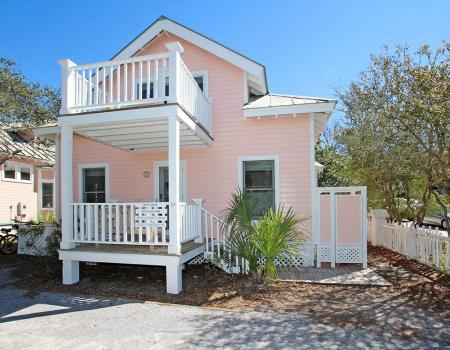 Mis B'Haven Cottage in Seaside, Florida
