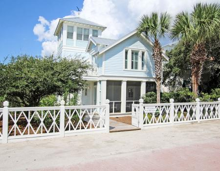 Happy House cottage in Seaside, Florida