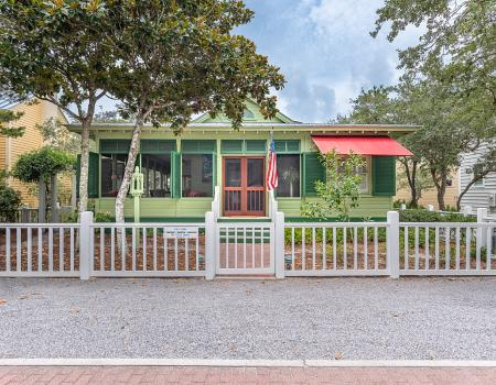 Key Lime cottage in Seaside, FL