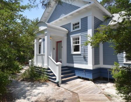 Enchantment Cottage in Seaside, FL