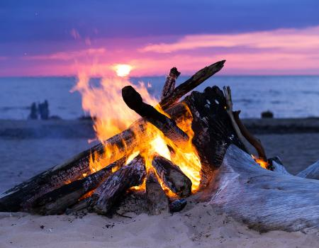 Seaside FL Concierge Services - Beach Bonfires