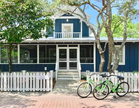 Seaside FL Drift Away Cottage