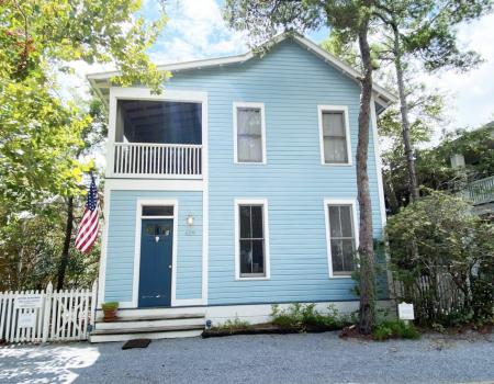 Latitude Adjustment cottage in Seaside, Florida