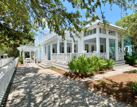 Changes In Attitudes cottage in Seaside, Florida