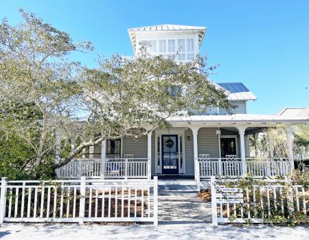 Starry Night cottage in Seaside, FL