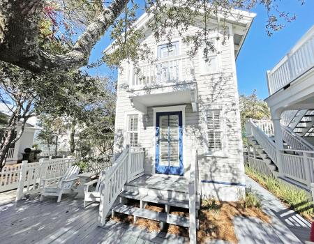 Little Dipper cottage in Seaside, FL
