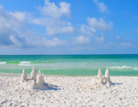 Seaside FL Concierge Services - Sandcastle Lessons