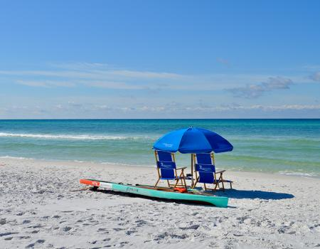 Seaside FL Concierge Services Beach Games and Water Sports Kayak