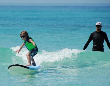 Seaside FL Concierge Services - Surf Lessons