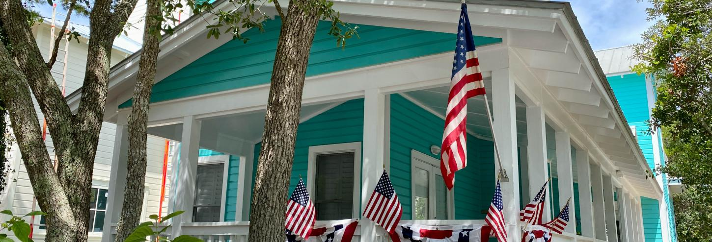 4th of July house decorating contest