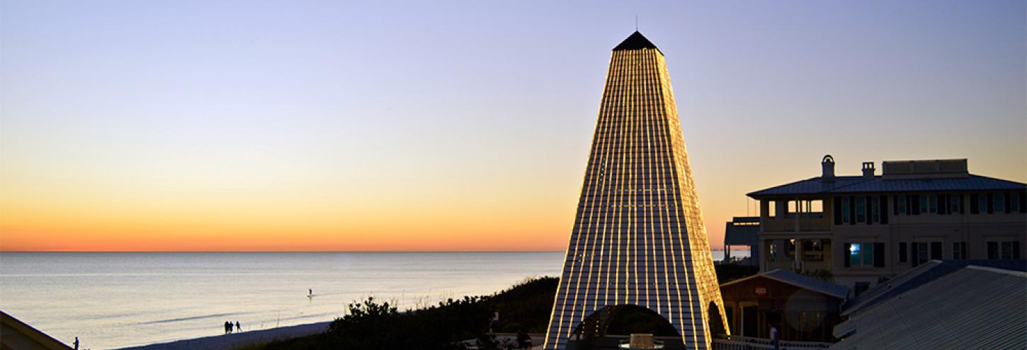 New Year's Eve in Seaside, Florida