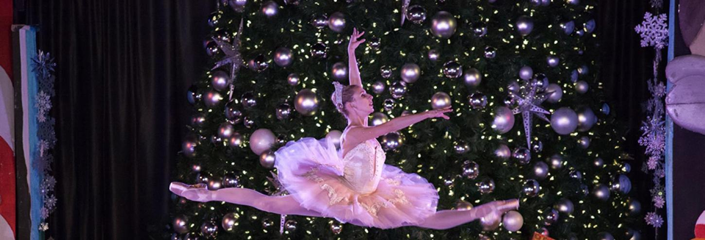 The Nutcracker in Seaside, Florida