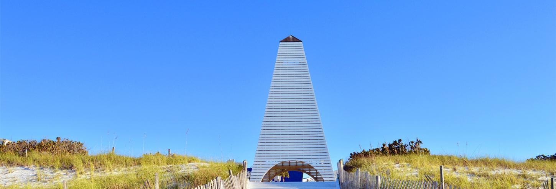 Coleman Pavilion in Seaside, Florida