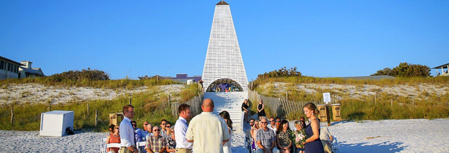 Seaside Beach Weddings