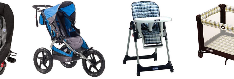 Seaside FL Concierge Services - Baby Gear Rentals