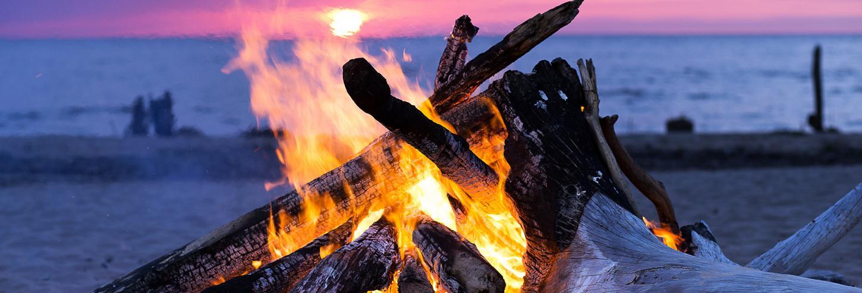 Seaside FL Concierge Services - Beach Bonfires