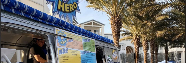 Seaside FL Mr. Gyro Hero