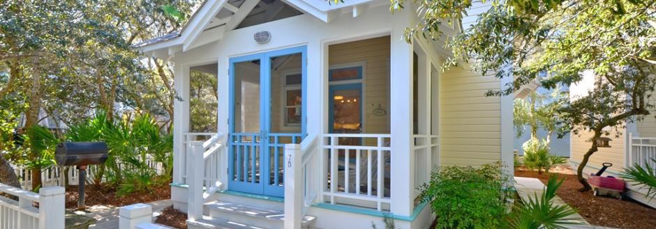 Duet Cottage in Seaside, FL