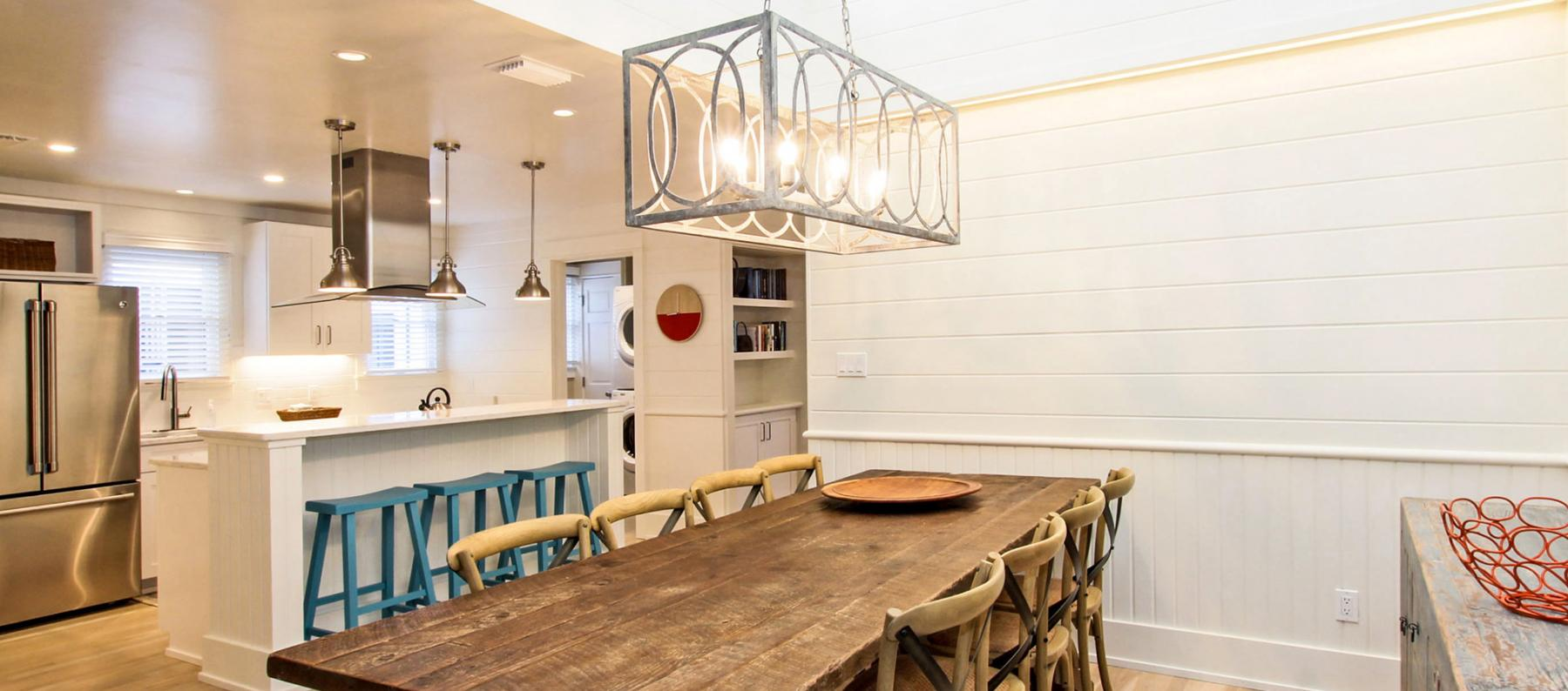 Fresh Cream cottage in Seaside, Florida
