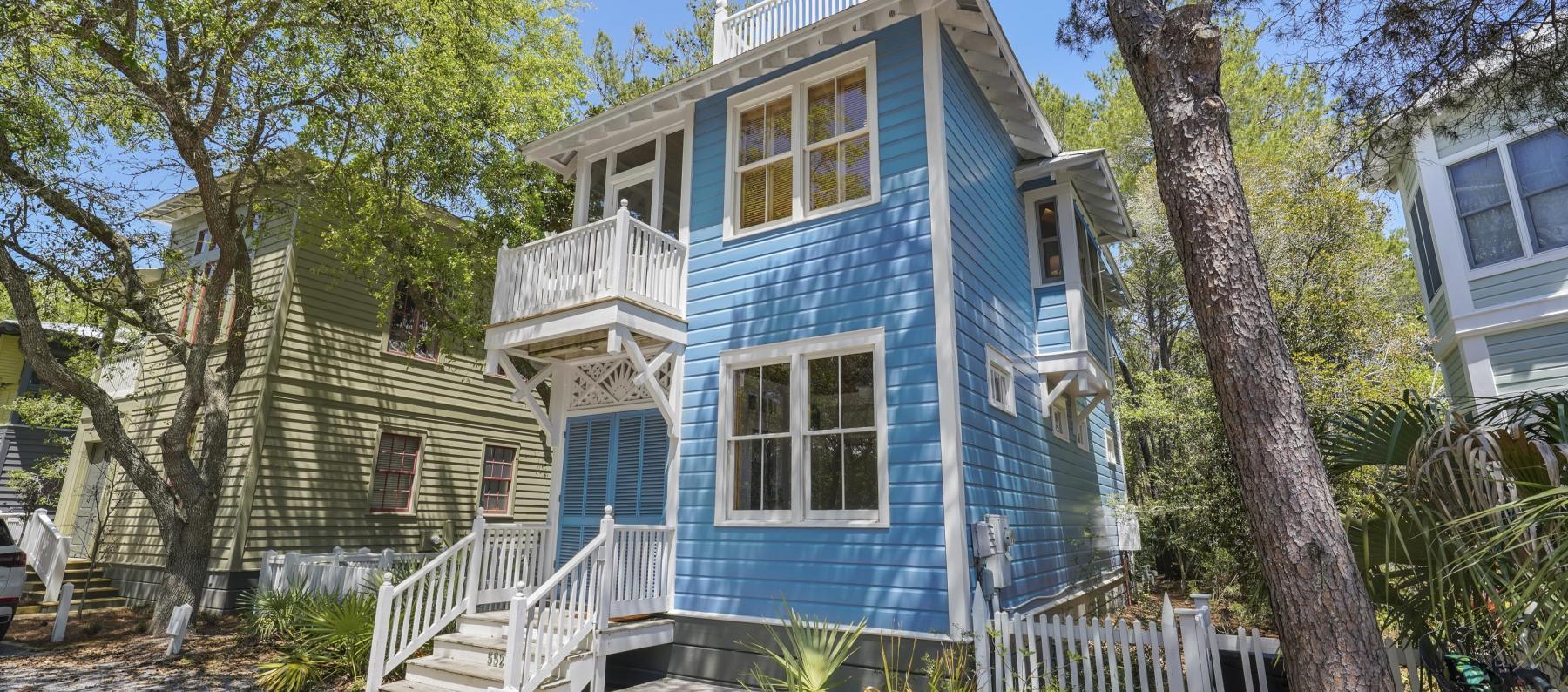 Little Lodge Cottage in Seaside, Florida