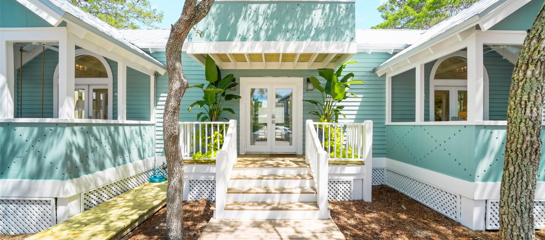 Seaside FL - Sawyer House Cottage