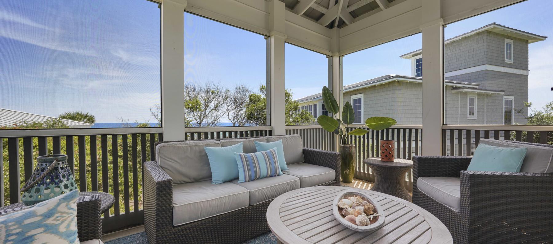 Toye Cottage in Seaside, Florida