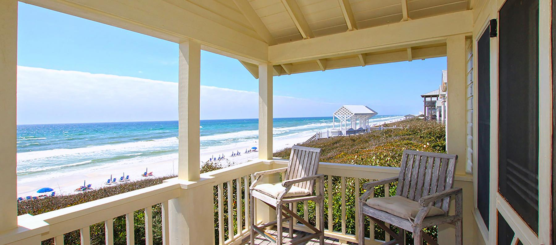 Southern Exposure cottage in Seaside, Florida