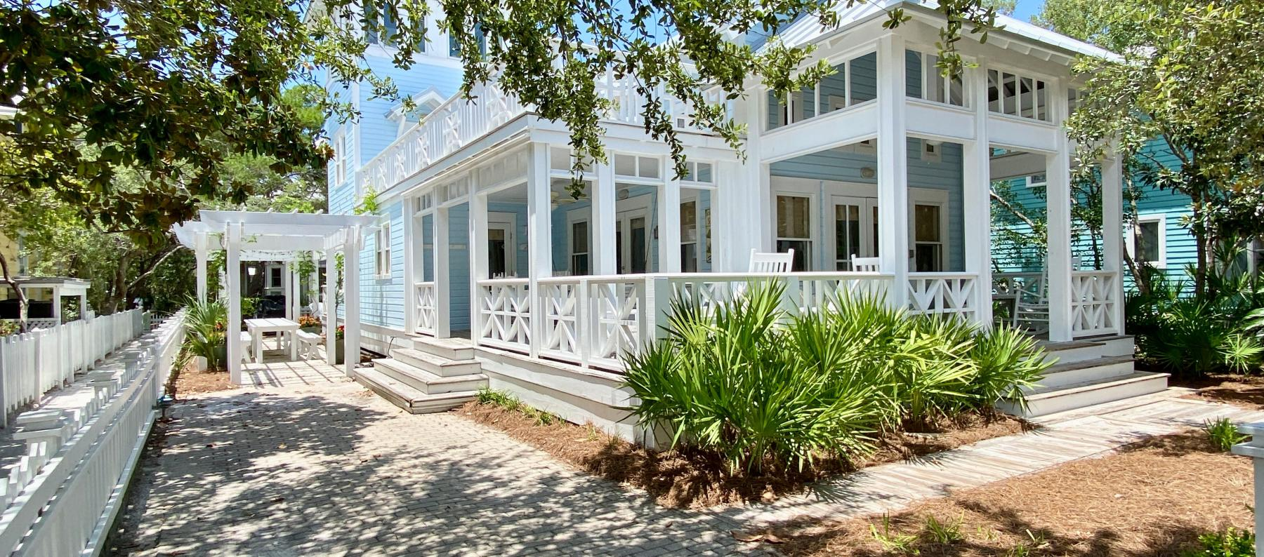 Seaside FL - Changes In Attitude Cottage
