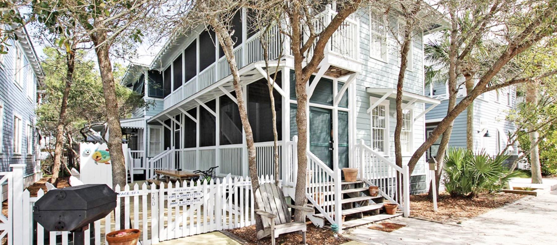 Seabiscuit Cottage in Seaside, Florida