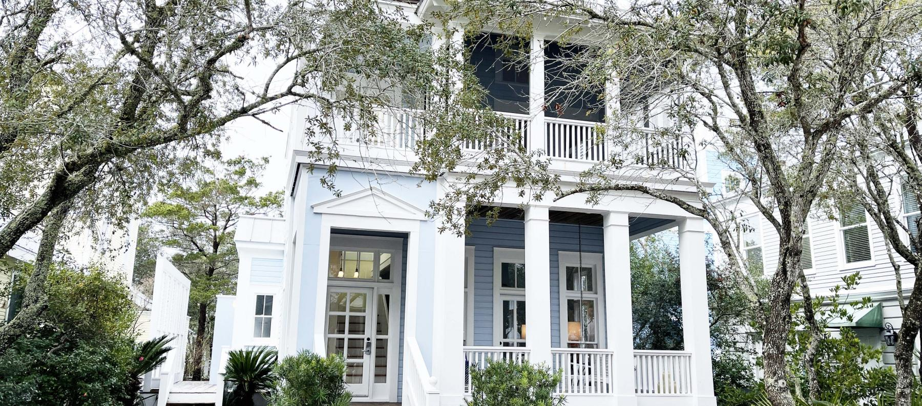 This Side of Paradise cottage in Seaside, Florida